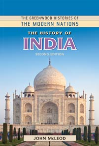 The History of India, 2nd Edition cover image