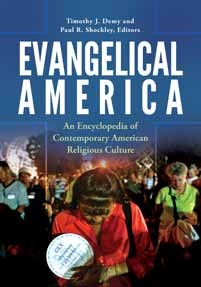 Cover image for Evangelical America