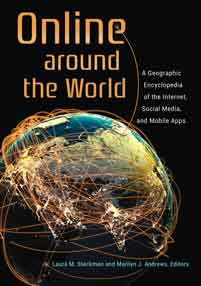 Cover image for Online around the World