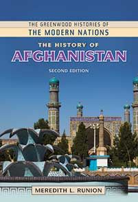 Cover image for The History of Afghanistan