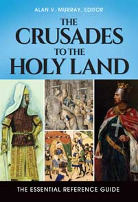 Cover image for The Crusades to the Holy Land