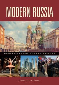 Cover image for Modern Russia