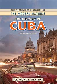 The History of Cuba cover image