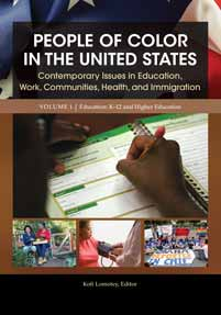 Cover image for People of Color in the United States