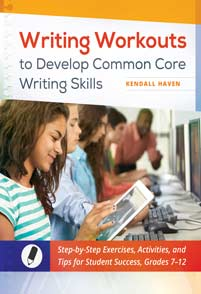 Writing Workouts to Develop Common Core Writing Skills cover image