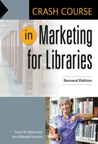 Cover image for Crash Course in Marketing for Libraries
