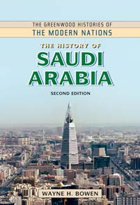 The History of Saudi Arabia, 2nd Edition cover image