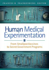 Cover image for Human Medical Experimentation