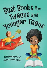 Best Books for Tweens and Younger Teens cover image