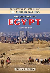 The History of Egypt, 2nd Edition cover image