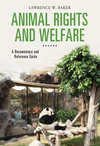 Animal Rights and Welfare cover image
