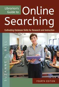Librarian's Guide to Online Searching cover image