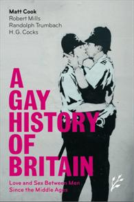 A Gay History of Britain cover image