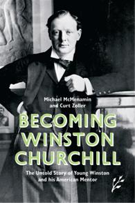 Becoming Winston Churchill cover image
