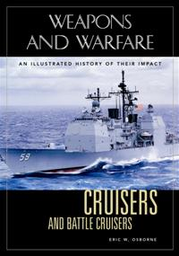Cruisers and Battle Cruisers cover image