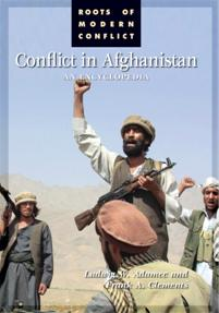 Conflict in Afghanistan cover image