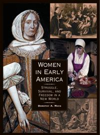 Cover image for Women in Early America