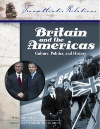 Britain and the Americas cover image