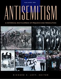 Antisemitism cover image
