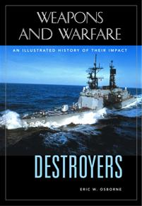 Destroyers cover image