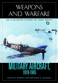 Military Aircraft, 1919-1945 cover image