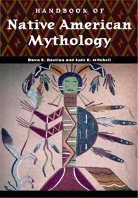 Handbook of Native American Mythology cover image