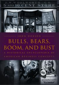 Bulls, Bears, Boom, and Bust cover image