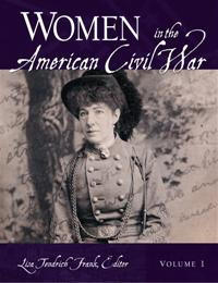 Cover image for Women in the American Civil War