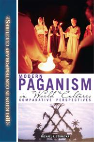 Cover image for Modern Paganism in World Cultures
