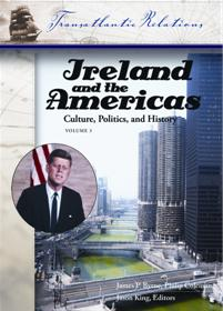 Ireland and the Americas cover image