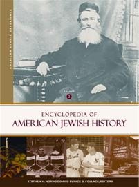 Encyclopedia of American Jewish History cover image
