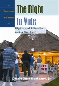 The Right to Vote cover image
