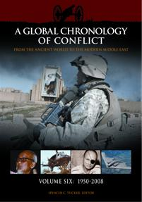 Cover image for A Global Chronology of Conflict