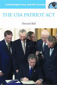 The USA Patriot Act cover image
