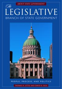 Cover image for The Legislative Branch of State Government