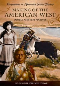 Making of the American West cover image