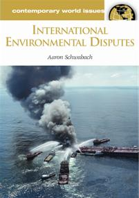 International Environmental Disputes cover image