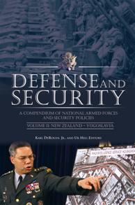 Defense and Security cover image