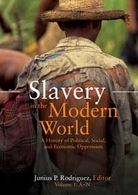 Slavery in the Modern World cover image