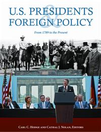 Cover image for U.S. Presidents and Foreign Policy
