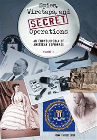 Cover image for Spies, Wiretaps, and Secret Operations