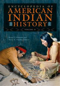 Encyclopedia of American Indian History cover image