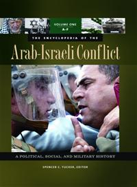 Cover image for The Encyclopedia of the Arab-Israeli Conflict