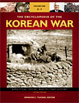 The Encyclopedia of the Korean War cover image