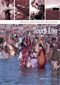 South Asia cover image