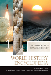 Cover image for World History Encyclopedia