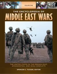 The Encyclopedia of Middle East Wars cover image