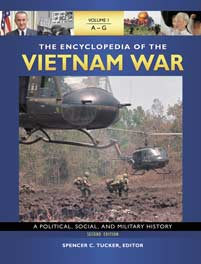 Cover image for The Encyclopedia of the Vietnam War