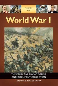 World War I cover image