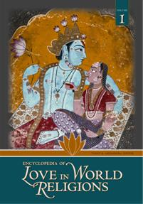 Cover image for Encyclopedia of Love in World Religions